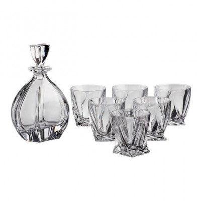 6-Whiskyglaeser-und-Dekanter-Laguna-Spirits-Whiskyset-Bleikristallglas-im-Geschenkkarton-1