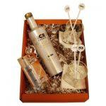 ABK6 Abécassis Geschenkset ICE Cognac – inkl. Rührstäbchen und Gläser