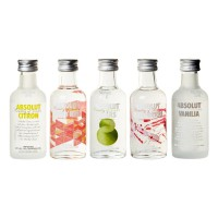 Absolut Vodka Set