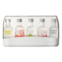 Absolut Vodka Miniflaschen