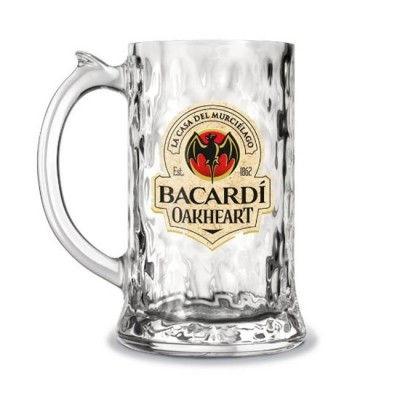 BACARDI-OakHeart-Glaskrug-Longdrink-Becher