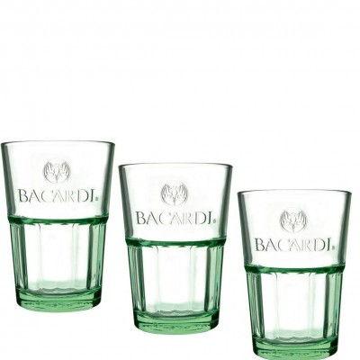 Bacardi-Mojito-Glas-gruen-6er-Gastro-Edition
