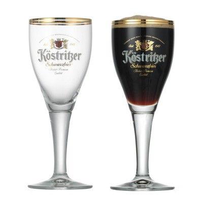 Bierpokal-Glas-690811-Koestritzer-0-2-Liter-2er-Set-Bierglaeser-mit-Logo