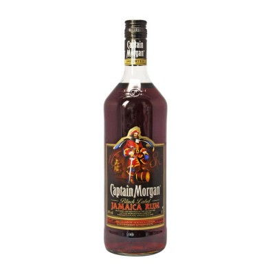 Captain-Morgan-Black-Rum-70cl-Flasche