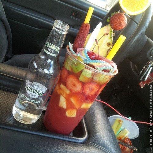 Tamarindo Alcoholic Drink