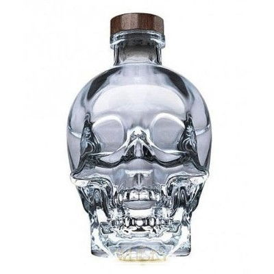 Crystal-Head-Vodka-70cl-Totenkopf-Flasche