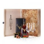 Dalmore 12 – Premium Whisky Set mit Nosing Gläsern – Geschenkidee