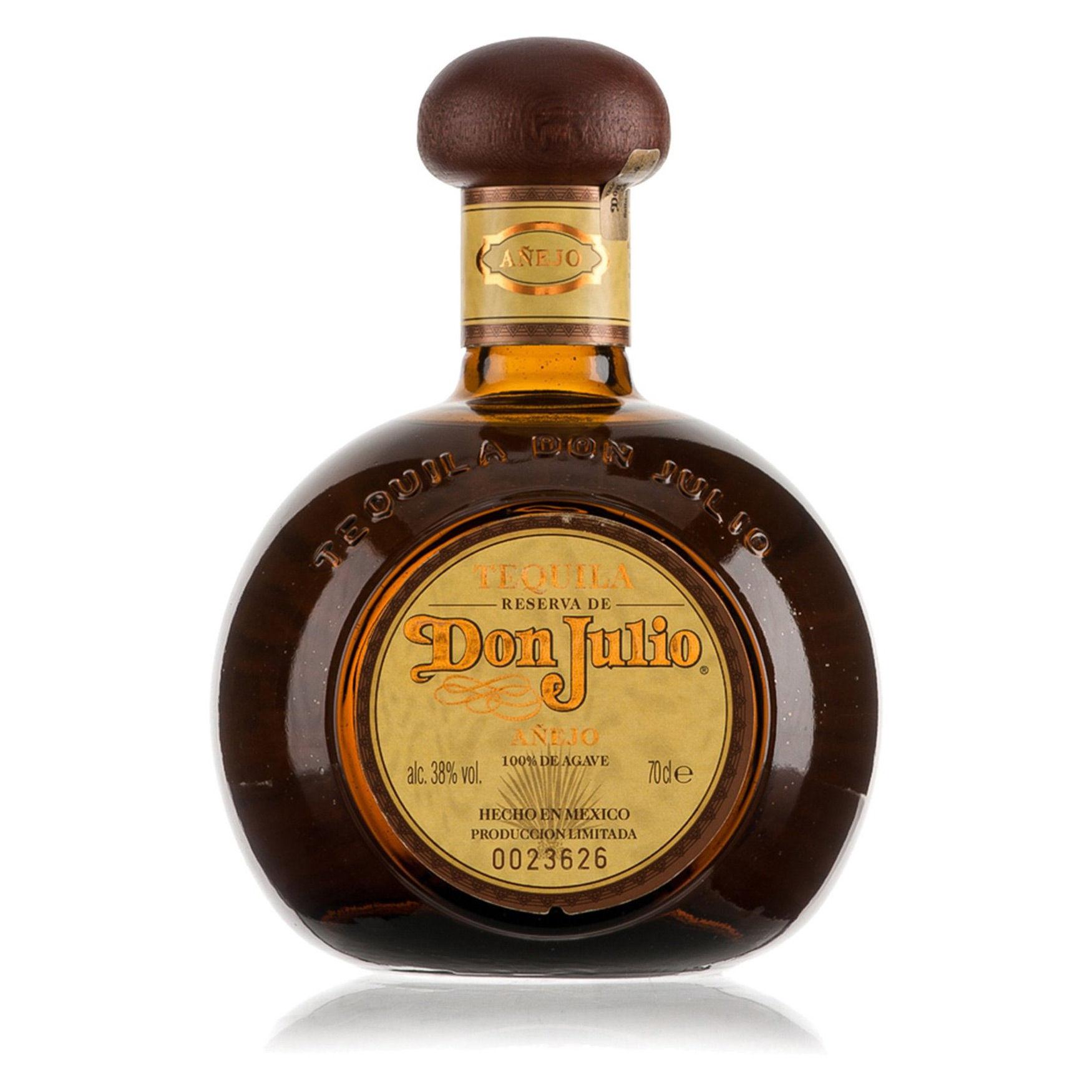 Cocktail Gl 228 Ser Don Julio Tequila Anejo 70cl Das