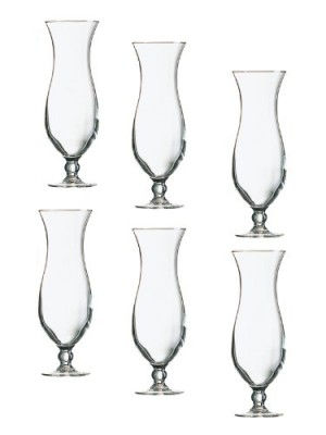 Elegance-Hurricane-Colada-Cocktailglas-440ml-im-6er-Set