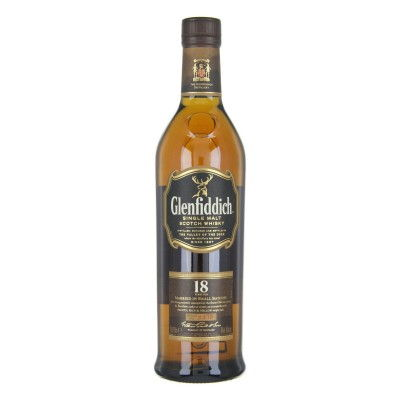 Glenfiddich-18-Years-Single-Malt-Whisky-70cl-Flasche