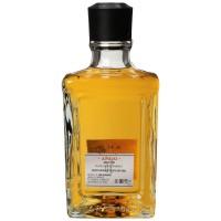 Tequila Flasche Herradura Anejo Label hinten