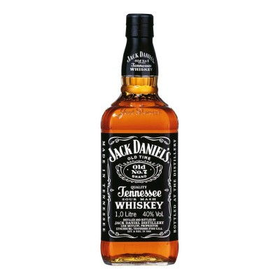 Jack-Daniels-Black-Label-Old-No.7-Gastroflasche-Tennessee-Whiskey