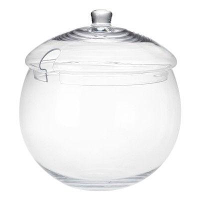 LEONARDO-026282-Bowle-Punch-grosse-Glas-Schale-6-Liter