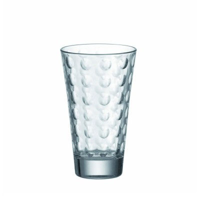 LEONARDO-086709-6er-Set-Becher-gross-Optic-Wasser-Saft-Glaeser