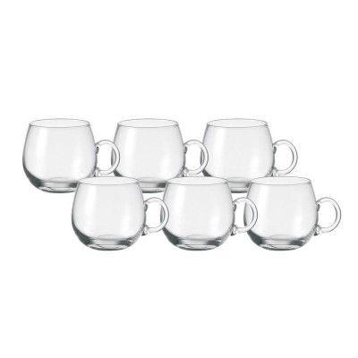 Leonardo-Bowlebecher-6er-Set-Punch-Glas-Tasse-Becher