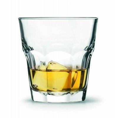 Libbey-922208-Whiskybecher-6er-Set-Rocks-26cl-gehaertetes-shooter-glas