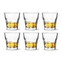 Libbey-Leerdam-922208-Whiskybecher-6er-Rocks-26cl-Tumbler-Glas-2