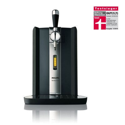 Philips-HD3620-25-Perfect-Draft-Profi-Bierzapfanlage-schwarz-mit-Display-1