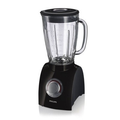 Philips-HR2084-90-Standmixer-Essential-650-Watt-schwarz-Ice-Crusher-1