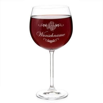 Privatglas-Bordeauxglas-Bohemia-mit-gratis-Gravur-Motiv-Weinrebe-mit-Wunschname-1