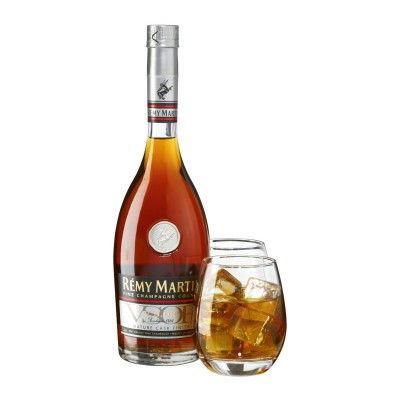 Remy-Martin-VSOP-70cl-Champagner-Cognac-inklusive-2-Gaeser-Cognacschwenker