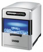 Unold Eiswürfelbereiter – 140 Watt automatische Eismaschine