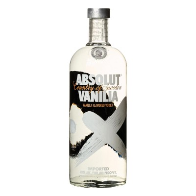 Absolut Vodka Vanille
